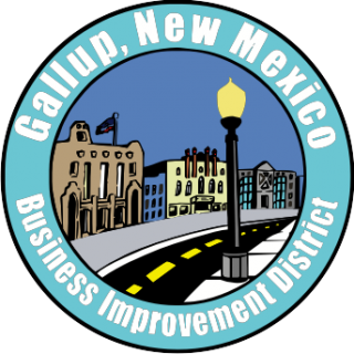 Gallup Business Improvement District